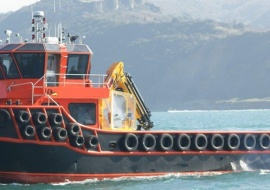 Go 1079 - Work Agent boat - 19m