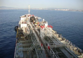 Go 1038 - Oil Chemical Tanker - 110m
