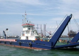 Go 1123 - Double Ended Ferry - 79m