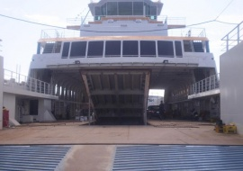 Go 0139 - Double Ended Ferry - 104m