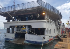 Go 1293 - Seismic Support Vessel - 67m
