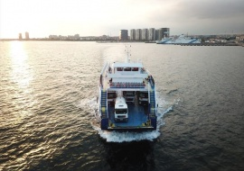 Go 0766 - Double Ended Ferry - 46m