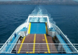 Go 0142 - Double Ended Ferry - 82m