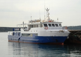 Go 0156 - Day RoPax Ferry - 42m