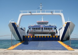 Go 0168 - Double Ended Ferry - 100m