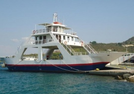 Go 0184 - Double Ended Ferry - 36m