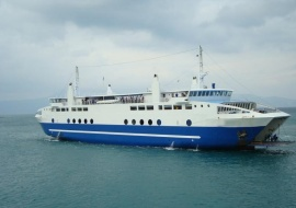 Go 0069 - Day RoPax Ferry - 87m