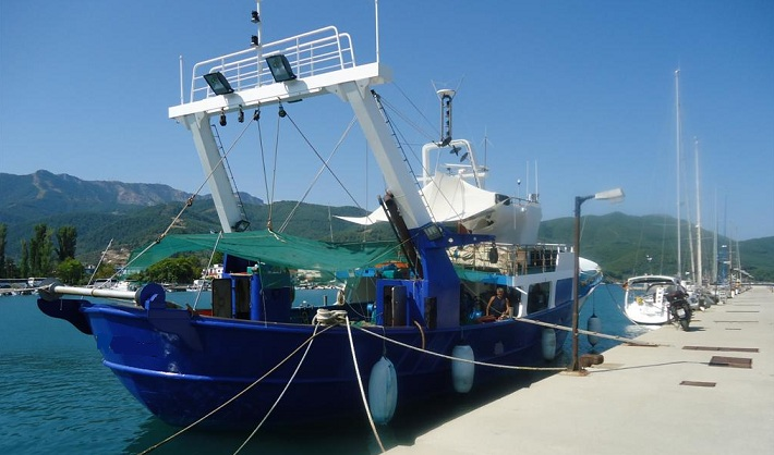 Go 0315 - Fishing Boat - 26m