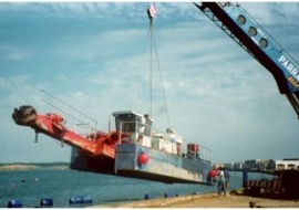 Go 0321 - Cutter Suction Dredger - 17m