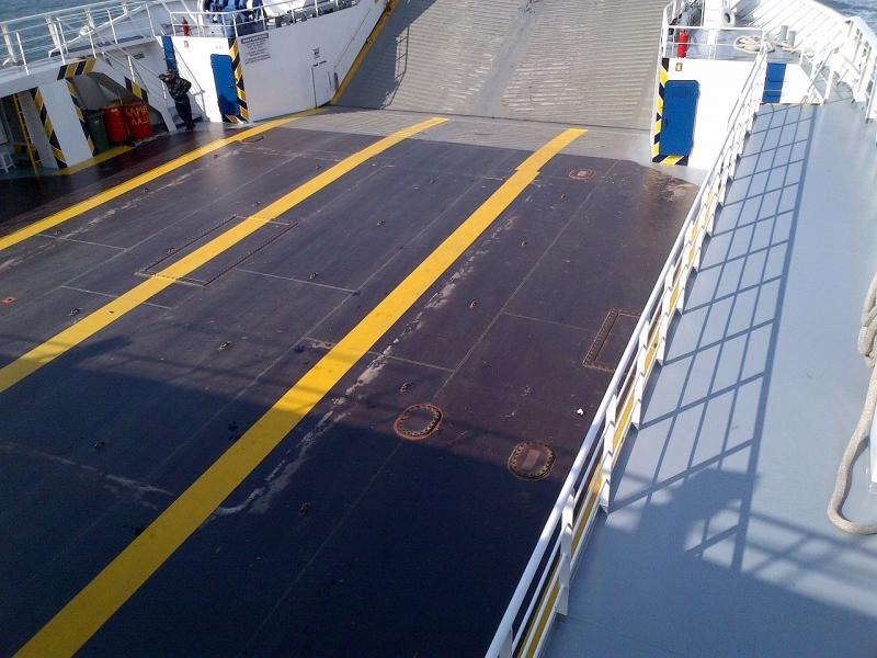 Go 0333 - Double Ended Ferry - 83m