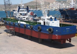 Tanker Barges for Sale - Go Shipping