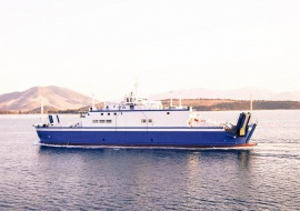 Go 0364 - Day RoPax Ferry - 93m