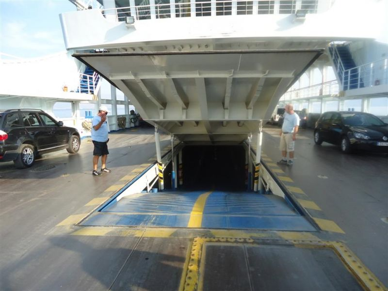 Go 0407 - Double Ended Ferry - 89m