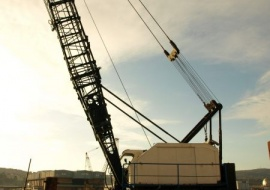 Go 0438 - Floating Crane - 29m
