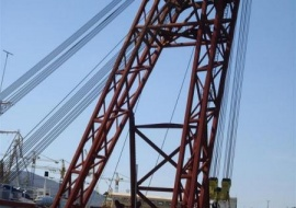 Go 0054 - Floating Crane - 56m