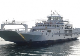 Go 0467 - Double Ended Ferry - 101m
