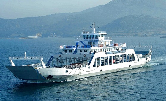 Go 0471 - Double Ended Ferry - 88m