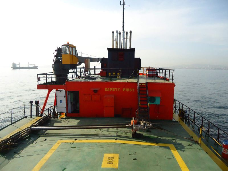 Go 0459 -Research Vessel - 78m