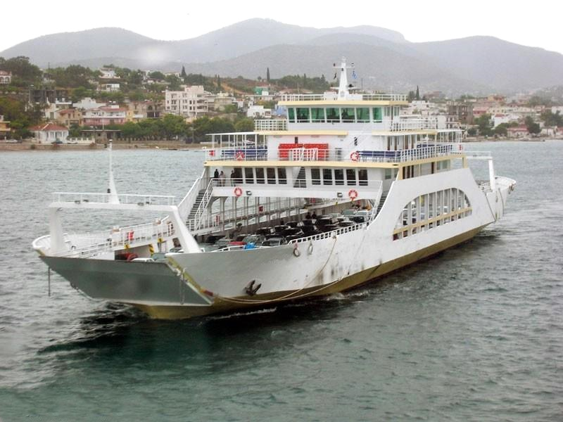 Go 0401 - Double Ended Ferry - 100m
