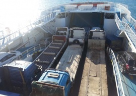 Go 0514 - Double Ended Ferry - 98m