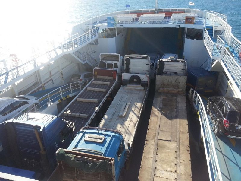 Go 0514 - Double Ended Ferry - 97m