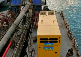 Go 0095 - Cutter Suction Dredger - 46m