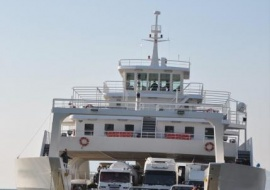 Go 0592 - Double Ended Ferry - 75m