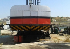 Go 0601 - Floating Crane - 36m