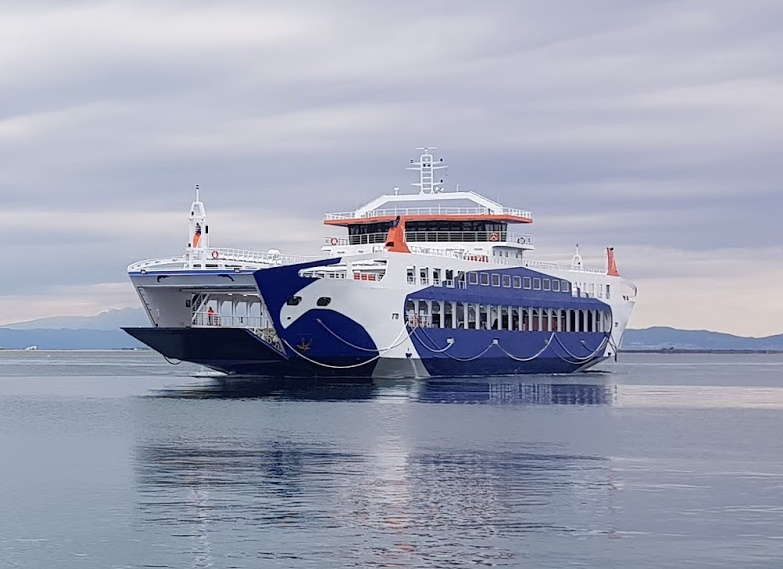 Go 0676 - Double Ended Ferry - 105m