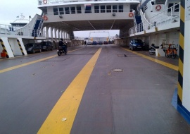 Go 0710 - Double Ended Ferry - 100m