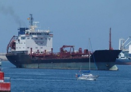 Go 0760 - Oil Chemical Tanker - 109m