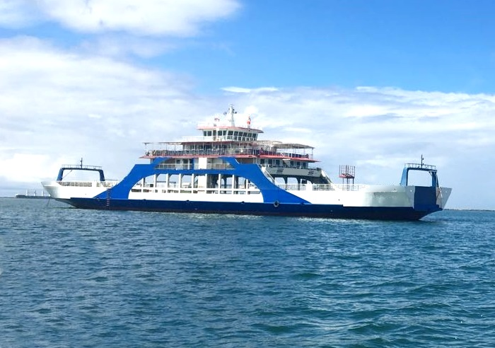 Go 0762 - Double Ended Ferry - 82m