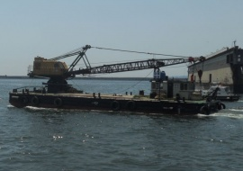 Go 0773 - Floating Crane - 25m