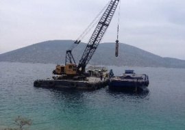 Go 0800 - Floating Crane - 28m