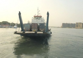 Go 0803 - Double Ended Cargo Vessel - 79m