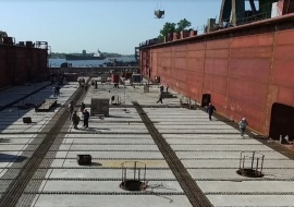 Go 0804- Floating Dock - 120m