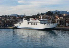 Go 0366 - Day RoPax Ferry - 85m