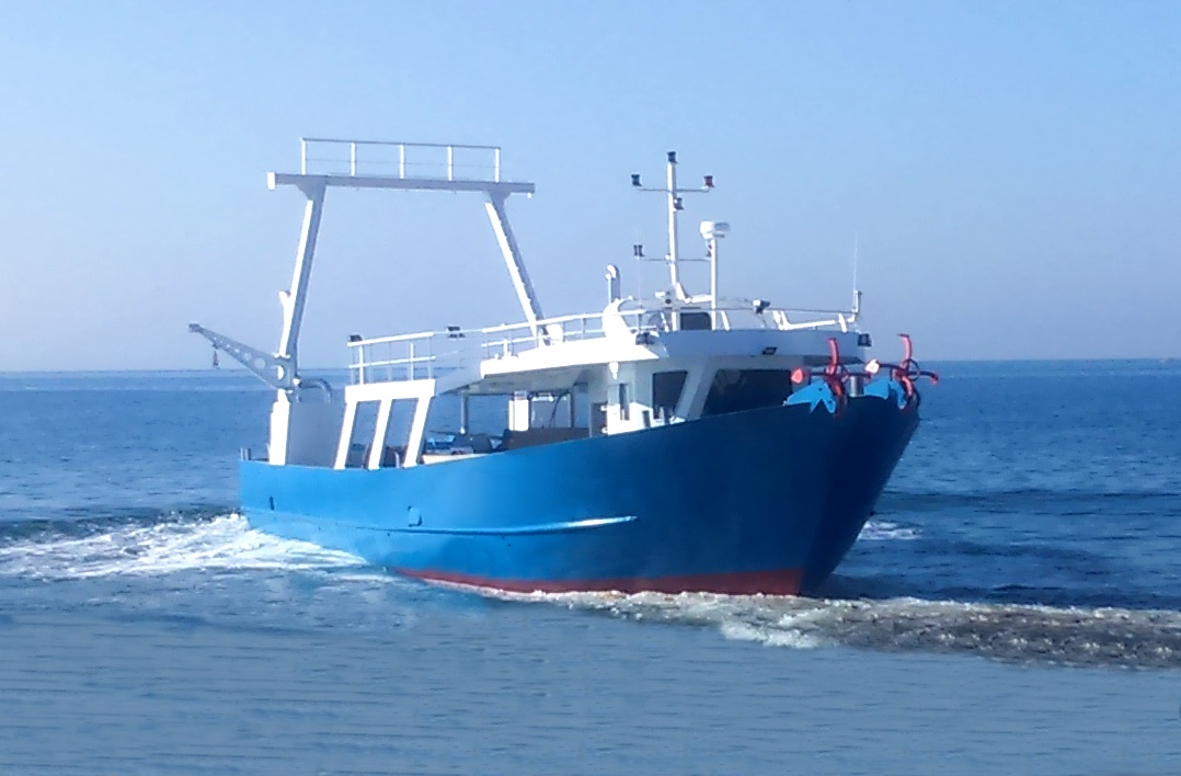 Go 0938 - Fishing Boat - 20m