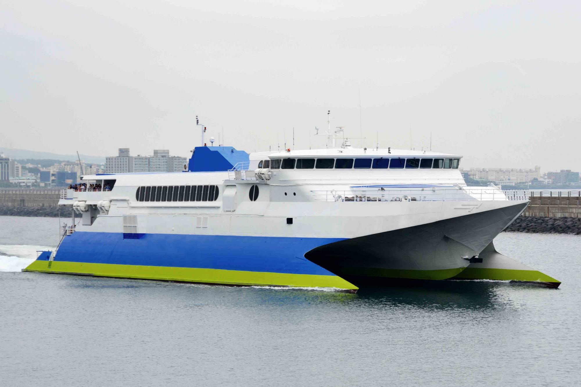 Go 1014 - Catamaran RoPax Ferry - 74m