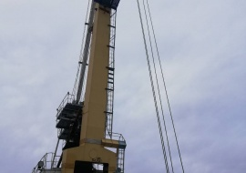 Go 1024 - Floating Crane - 27m